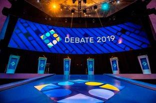En vivo: seguí el primer debate presidencial de cara a las elecciones generales -  -