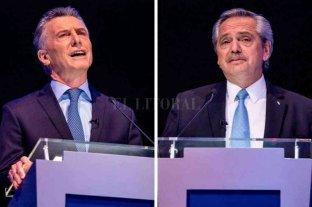 Debate Presidencial: Macri y Fernández se cruzaron por la situación de Venezuela  -  -