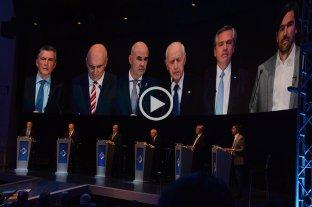 Así cerraron los candidatos el Debate Presidencial