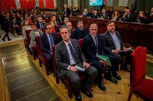 España: condenan a 13 años de prisión a líderes secesionistas catalanes