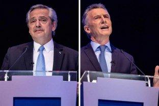 Especial: qué dijeron Macri y Fernández en el debate presidencial -  -