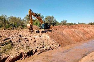 La provincia avanzó en la elaboración de los planes directores de los recursos hídricos   -  -