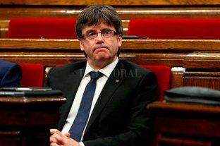 Reactivan el pedido de detención de Puigdemont, refugiado en Bélgica