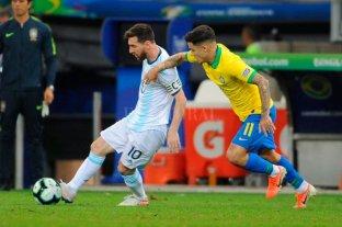 Confirmaron el amistoso entre Argentina y Brasil