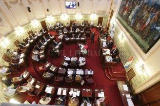 Diputados del PJ  piden la reforma  - Cámara de Diputados de Santa Fe.  -