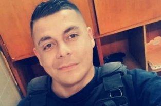Asesinaron a un policía de una puñalada en Mendoza - El policía asesinado. -