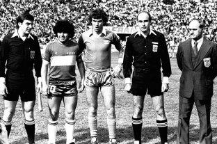 ¿Cómo le fue a Maradona cuando enfrentó a Unión? -