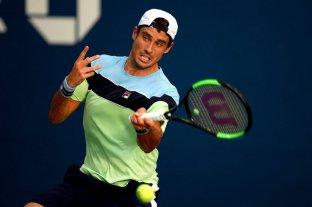 Guido Pella avanzó a la segunda ronda en el ATP de Antwerp