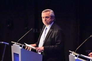 """Alberto Fernández sobre el debate: """"La diferencia con Macri es que yo dije la verdad"""" -  -"""