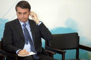 Crece la tensión en el partido de Bolsonaro tras la denuncia de financiamiento ilegal