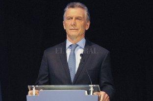El mandato de Macri dejará un déficit de 1 billón de pesos -  -