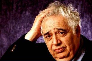 Falleció el experto en literatura internacional Harold Bloom -  -