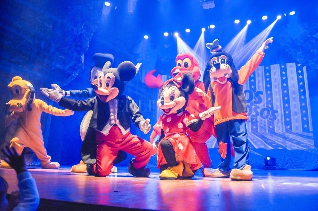 La actividad se anticipa como megamuestra de espectáculos, personajes, propuestas y actividades para compartir en familia. Crédito: Gentileza producción
