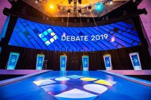 Conformidad de la Cámara Nacional Electoral con el Debate Presidencial en Santa Fe
