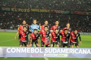Las reglas de la final de la Copa Sudamericana - La formación frente al Mineiro