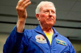 Un astronauta de la NASA está de visita por Argentina para incentivar a jóvenes en carreras espaciales
