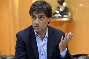 Lacunza anunció que por primera vez desde 2011 se logró superávit fiscal primario
