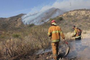 Hay 3 millones de hectáreas en riesgo de incendios en la zona centro del país