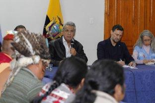 El gobierno de Ecuador se reinstaló en Quito tras la oleada de protestas