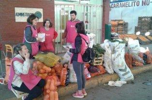 Día Mundial de la Alimentación: Consejos para evitar el desperdicio - Voluntariado. Gracias al trabajo del Banco de Alimentos de Santa Fe se evita el desperdicio de toneladas de alimentos, que son rescatados y enviados a organizaciones sociales de la ciudad. -