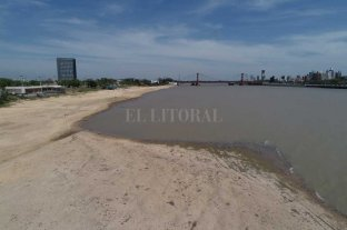 Advierten que el río Paraná llegaría a 1,65 mts a fines de octubre en Santa Fe -  -
