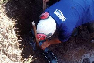Se interrumpe el servicio de agua potable en Las Flores 2