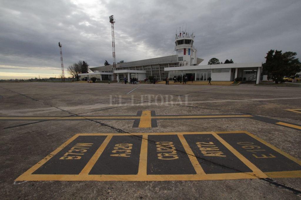 Aeropuerto Metropolitano Santa Fe Crédito: Mauricio Garín