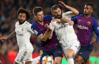 Piden que el partido entre Barcelona y el Real se juegue en Madrid por la tensión en Cataluña