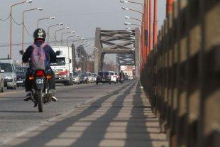 Repavimentarán el puente carretero a partir de la semana que viene