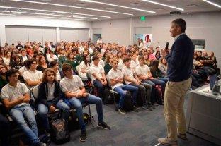 """Manuel Contepomi presenta su charla """"Cómo superar barreras para cumplir sueños"""" en Santa Fe -  -"""