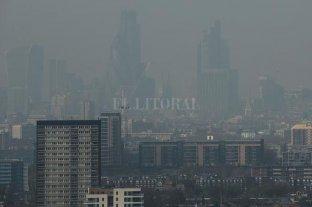 Europa: 412.000 muertes prematuras por contaminación del aire