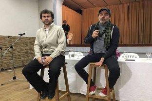 Gastón Pauls brindó charlas sobre adicciones en Humboldt y San Agustín