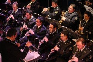 Concierto de gala por los 200 años de la Banda Sinfónica Policial
