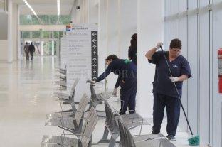 Durante la mudanza del Iturraspe, se deberán trasladar unos 100 pacientes