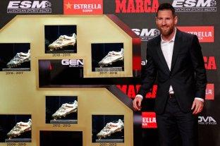 """Messi: """"Yo mismo seré el primero en decir hasta aquí llegué y no puedo más"""" -  -"""
