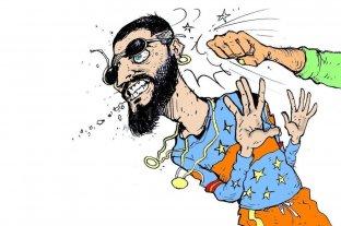 Humor: Maluma en apuros
