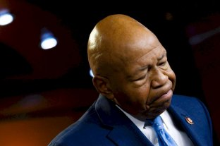Falleció Elijah Cummings, principal opositor de Donald Trump -  -