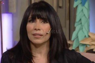 Marixa Balli sufrió un accidente y fue internada