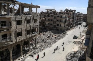 Acuerdo para un alto el fuego en Siria