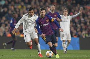 Postergan el clásico entre Barcelona y Real Madrid por la situación social en Cataluña