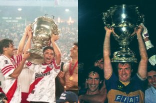 Proponen el regreso de la Supercopa para clasificar al Mundial de Clubes -  -