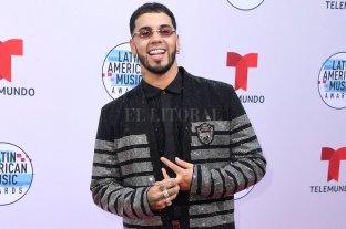 Anuel AA, el gran ganador de los Latin Music Awards