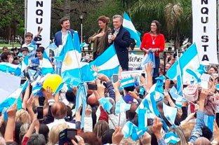 Macri llega a Corrientes y cierra el coloquio IDEA por videoconferencia -  -