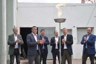 Habilitaron el servicio de gas natural en Elisa y María Luisa