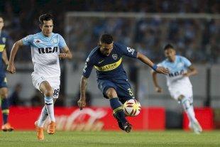 Boca recibe a Racing con la mente en el clásico de copa - Imagen ilustrativa. -