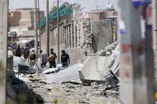 Al menos 31 muertos tras ataque a una mezquita en Afganistán