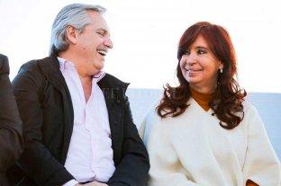 """""""Cristina y yo somos lo mismo"""", dice Alberto Fernández, -  -"""