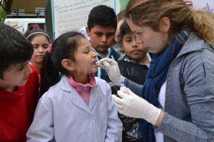 La provincia inicia una campaña de prevención de cáncer bucal