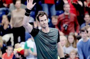 Andy Murray llegó a una semifinal de ATP después de más de dos años