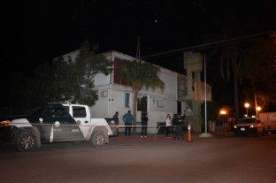 Policías detenidos tras un confuso episodio en una comisaría de Sunchales -  -